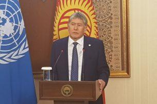 Алмазбек Атамбаев рассказал, чего опасается на предстоящих выборах