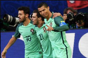 Сборная России проиграла Португалии на Кубке конфедераций