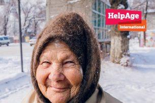 Бабушка из Кыргызстана попала на обложку международного доклада по правам пожилых людей