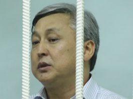 Дело Текебаева: Адвокат Чотонова просит изменить ему меру пресечения на домашний арест