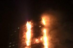 Стало известно о погибших при пожаре в 27-этажном жилом доме Лондона