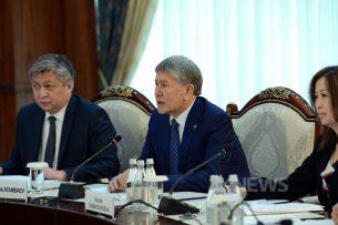 После президентских выборов я останусь в Кыргызстане, — Атамбаев