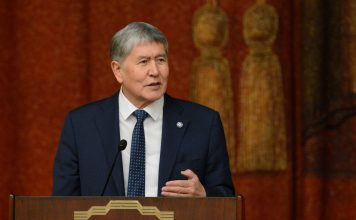 Алмазбек Атамбаев ответил на вопросы соотечественников, проживающих в России