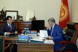 Глава Минздрава рассказал президенту о строительстве новых медучреждений