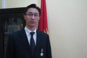 30-летний Дастан Догоев назначен председателем Государственной регистрационной службы