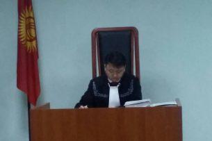 Дело Текебаева: Отвод прокурору Ботобаеву не удовлетворили, заявлен восьмой по счету отвод судье
