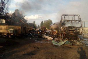 Минздрав КР: Состояние пострадавших при взрыве в Ананьево крайне тяжелое