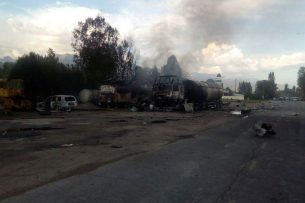 В связи со взрывом в Ананьево премьер поручил проверить все газозаправочные станции КР