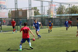 В Бишкеке состоялся турнир по мини-футболу, посвященный Дню поддержки жертв пыток
