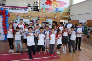 «Газпром Кыргызстан» выступил генеральным спонсором международной олимпиады по ментальной арифметике «Академия роста»