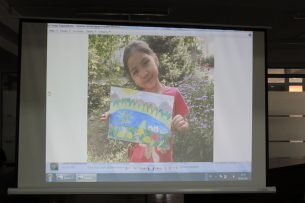 «Газпром Кыргызстан» определил полуфиналистов конкурса детского рисунка «ЭкологиЯ»