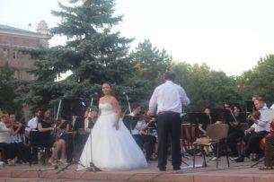 В Бишкеке прошли традиционные музыкальные вечера