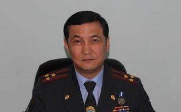 В Москве назначен новый представитель МВД Кыргызстана