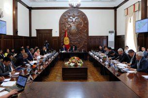Правительство одобрило госпрограмму развития ирригации в на 2017-2026 годы