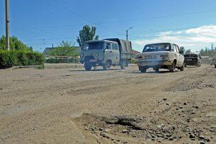 В Караколе отремонтируют внутренние дороги на 150 млн сомов