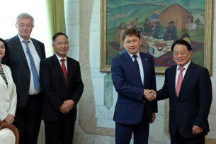 Кыргызстан будет делать упор на  развитие зеленой экономики, — Сапар Исаков