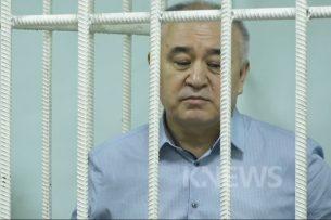 Омурбек Текебаев сдал тест на знание госязыка в СИЗО