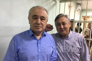 В Верховном суде начался процесс по делу Текебаева и Чотонова, но без подсудимых