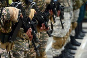 Вопрос участия Вооруженных сил КР в операции в Сирии должно решать руководство страны, — военный омбудсмен