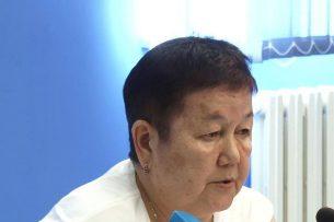 Айнура Арзыматова: В Кыргызстане нужно, чтобы закон о даче ложных показаний заработал
