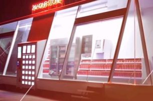 В Китае появился первый продуктовый магазин без продавцов