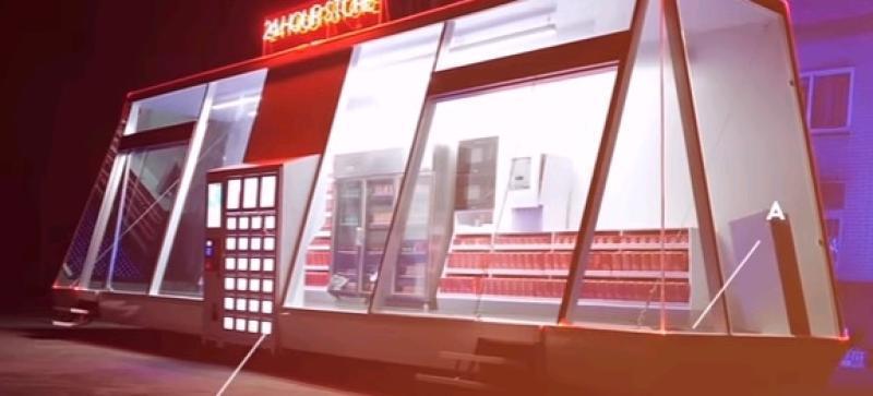 В Китае появился первый продуктовый магазин без продавцов » «Взгляд ... 56a36583321