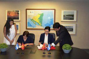 Кыргызстан и Никарагуа установили дипломатические отношения