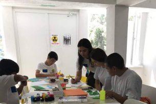 Инклюзивный лагерь «Жетиген»: детей учат толерантности и заботе о сверстниках с физическими отклонениями или проблемами в семье