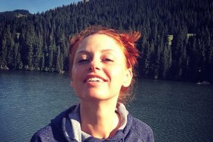 Солистка «Чи-ли» о природе Кыргызстана: Красота сказочная!