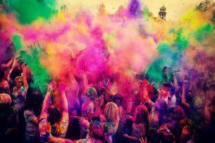 В Бишкеке пройдет фестиваль красок ColorFest