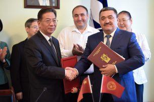 В Бишкеке откроется школа-гимназия №95 с изучением китайского языка
