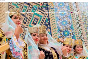 В Узбекистане запустили национальный туристический портал
