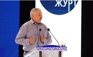 Кыргызстан — государство кыргызов, надо разрушить «общий дом», построенный Акаевым, – Азимбек Бекназаров