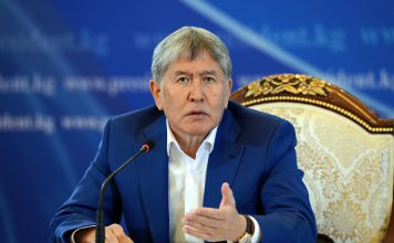 Президент КР: У Бабанова большое будущее