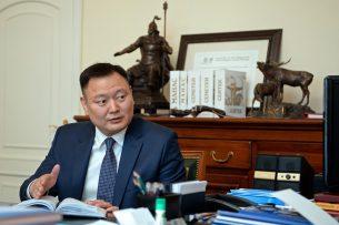 Глава ГКПЭН рассказал Атамбаеву о привлекаемых в гидроэнергетику инвестициях