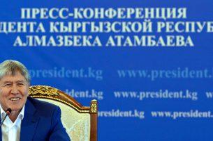Эксперты – об откровениях Атамбаева, резкости президента и мирной передаче власти