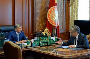 Президент Атамбаев дал поручения главе МИД по реализации внешнеполитического курса