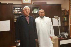 Зачем экс-муфтий Кыргызстана встречался с опальным турецким проповедником Гюленом?