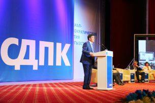 Сооронбай Жээнбеков: Ключевая задача — рост экспорта из Кыргызстана