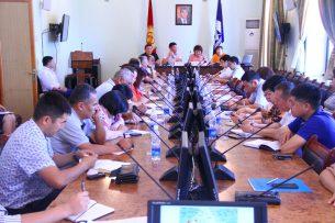 В БГК обсудили вопросы сбора и утилизации мусора в столице
