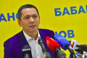 Омурбек Бабанов — о кредите, взятом в Кыргызско-Российском фонде развития