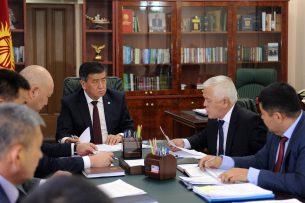 Премьер-министр Кыргызстана требует усиления работы по реализации антикоррупционных мер