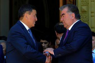 Премьер-министр КР обсудил с президентами Афганистана и Таджикистана актуальные вопросы сотрудничества