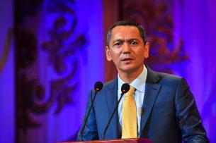 Омурбек Бабанов: Я буду бороться за процветание и демократический путь Кыргызстана