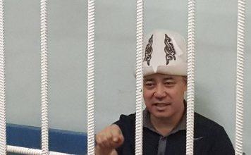 Дело Жапарова: Адвокаты просят отпустить подсудимого, баллотирующегося в президенты, под домашний арест