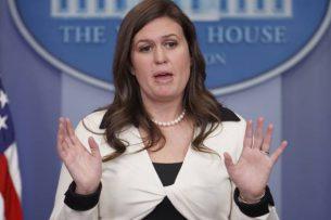 Белый дом назвал имя нового пресс-секретаря Трампа