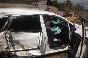 Авария с участием помощника прокурора: фото автомобилей, попавших в ДТП