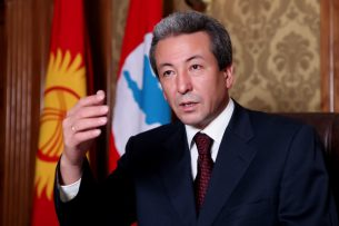Мадумаров: Лишение Атамбаева неприкосновенности незаконно