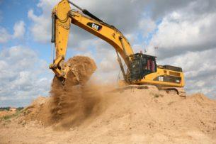 В Кыргызстане пресечена незаконная добыча песка