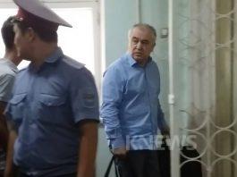 Омурбека Текебаева приговорили к 8 годам колонии усиленного режима